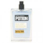 Dsquared2 Potion Blue Cadet Eau De Toilette Spray (Tester) 3.4 oz / 100.55 mL Men's Fragrance 517158