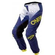 Oneal O´Neal Element Racewear 2018 Pantalones Azul Amarillo 38