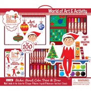 Bendon Elf on the Shelf Giant Art Collection (AS71554)