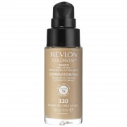 Revlon ColorStay Make-Up Foundation for Combination/Oily Skin (Various Shades) - Natural Tan