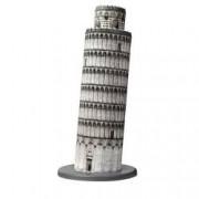 Puzzle 3D Turnul Din Pisa 216 Piese din plastic se imbina perfect fara lipici