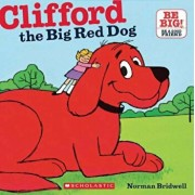 Clifford the Big Red Dog, Paperback/Norman Bridwell
