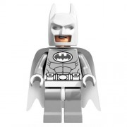Lego Superheroestm Arctic White Batman - From Set 76000