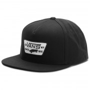 Шапка с козирка VANS - Full Patch Snap VN000QPU9RJ True Black