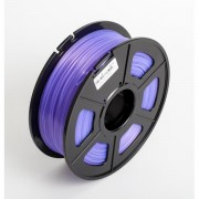 Filament 3D PLA mov transparent