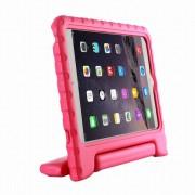 Javu - iPad Mini 4 Hoes - Kids Cover Worker voor Kinderen Roze