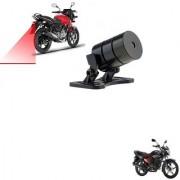 Auto Addict Bike Styling Led Laser Safety Warning Lights Fog Lamp Brake Lamp Running Tail Light-12V For Yamaha Saluto