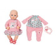 Baby Annabell 700518 My First Doll and Outfit Set