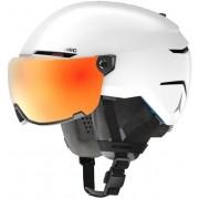 Atomic Savor Amid Visor HD White S 20/21