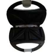 PV STAR mega star heavy sandwich toaster T-9 Toast(Black)