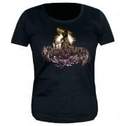 tricou stil metal femei Graveworm - Diabolical Figures Girlie -160291 - NUCLEAR BLAST - 160291