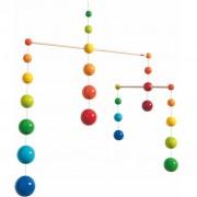 HABA Baby Mobile Rainbow Balls 300331