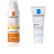 La Roche-Posay La Roche Posay Anthelios Spray Invisibile Ultra Leggero Spf50+ 200ml + Omaggio Lipikar Lait 75ml