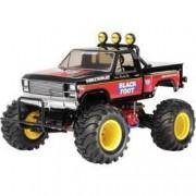 Tamiya RC model auta monster truck Tamiya Blackfoot, komutátorový, 1:10, zadní 2WD (4x2), stavebnice
