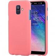 Mercury Pouzdro / kryt pro Samsung GALAXY A8 (2018) A530F - Mercury, Soft Feeling Pink