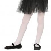 Geen Witte panty 15 denier voor meisjes