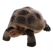 MagiDeal Lifelike PVC Plastic Reptile Animal Model Figurine Kids Play Fun Toy Collectibles Tortoise #1