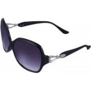 Go India Store Over-sized Sunglasses(Blue)