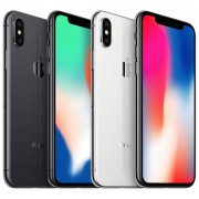 Apple Begagnad iPhone X 256GB Grade A/B/C Black Week Erbjudande