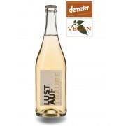 Weingut Rieger Rieger Lust auf Traube alkholfrei weis Demeter
