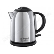 RUSSELL HOBBS BOUILLOIRE S/FIL 1L INOX CHESTER RUSSELL HOBBS 20190-70