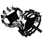 Set roti metalice 30 cm