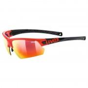 UVEX Gafas Uvex Sportstyle 224 Red / Black