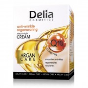 ARGAN CARE - Dnevno-noćna krema protiv bora 30+ argan i koenzim Q10 50ml