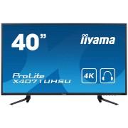 IIYAMA X4071UHSU - 100cm Monitor, DP/3xUSB, 4k, EEK B