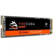 500GB SEAGATE BARRACUDA 520 M2 PCIE NVME 1.3 GEN4
