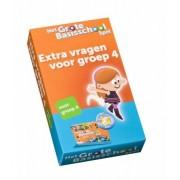 Noordhoff Uitgeverij Het Grote Basisschool Spel: Extra vragen voor groep 4