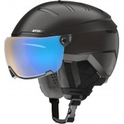 Atomic Savor GT Visor Photo Black XL20/21