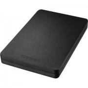 Hard disk extern Toshiba Canvio Alu 2TB 2.5 inch USB 3.0 Black