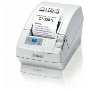 Imprimanta de etichete Citizen CT-S281L, 203DPI, USB, auto-cutter