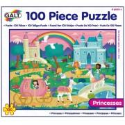Galt legpuzzel Prinsessen 100 stukjes