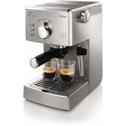 Espressor Philips Saeco Poemia HD8427/09, 15 Bar, 1.25 L, Inox