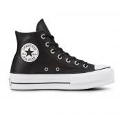 Converse All Stars Hoog Lift Clean 561675C Zwart-35