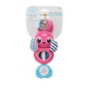 Mga Entertainment Ltd Little Tikes Baby Peak A Book Seal Pink Foca Rosa Gioco Per Bimbi 1 Pezzo