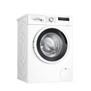 Mașina de spălat rufe Bosch WAN24164BY, 8 kg, 1200 rpm, Functie Reîncărcare, Display, Sistem 3D AquaTronic, Clasa A+++, Alb