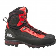 Hanwag Ferrata II GTX - black/red UK 10,0