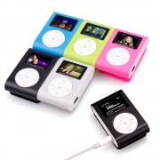Mini MP3 speler met LCD Scherm