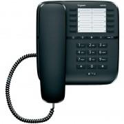 Siemens Gigaset DA510 Teléfono Compacto Fijo Negro