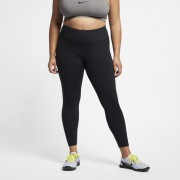 Nike Grande Taille - Tight de training taille haute Power Sculpt pour Femme - Noir