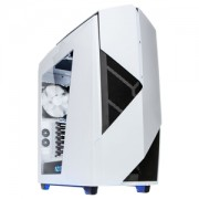 Carcasa NZXT Noctis 450 Glossy White