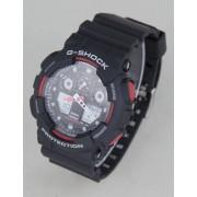 G-Shock GA-100-1A4ER GA-100-1A4ER Size: ONE SIZE, Colour: Black