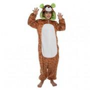 Viving Costumes S.L Disfarce InfantilTigre Big Eyes 7-9 anos