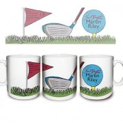 Confetti Personalised No1 Golfer Mug