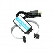 Programator USB pentru FPGA-uri Produse de Altera (Programator Compatibil cu USBBlaster)