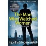 Cornerstone The Man Who Watched Women - Michael Hjorth, Hans Rosenfeldt
