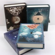 'Like a Dream' Journal Diary Notebook With Lock Box Functional Planner Lock Notebook Gift Package